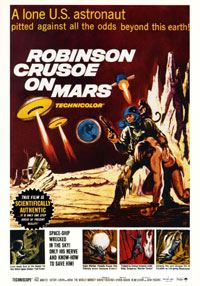 Robinson Crusoe sur Mars [1964]