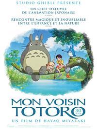 Mon voisin Totoro [1993]