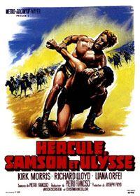 Hercule / Ursus : Hercule, Samson et Ulysse [1963]