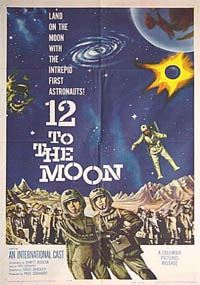 12 to the moon [1960]