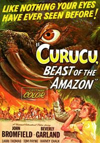 Curucu, la bête de l'Amazone [1956]