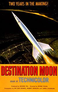 Destination Lune [1950]