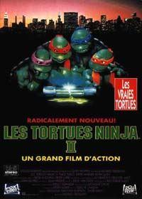 Les tortues ninja 2 [1991]