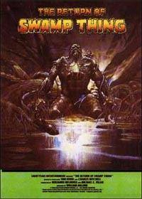 Le Retour de la créature du marais [1989]