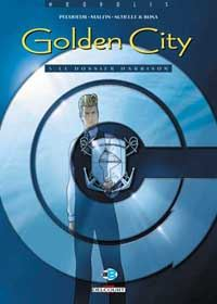 Golden City : Le Dossier Harrison #5 [2003]