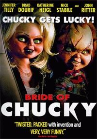 La fiancée de Chucky #4 [1999]
