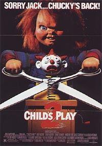 Chucky : La poupée de sang #2 [1991]