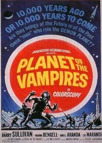 La planète des vampires [1965]