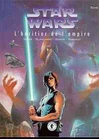 Star Wars : La Croisade Noire du Jedi Fou : L'Héritier de l'Empire Tome 1 [1995]
