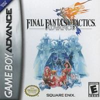 Final Fantasy Tactics Advance - Console Virtuelle