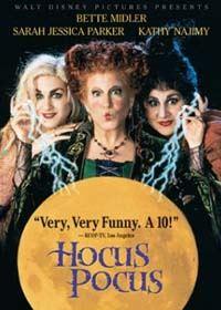 Hocus Pocus - Les trois sorcières - Blu-ray