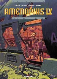 Aménophis IV : Mink #2 [2001]