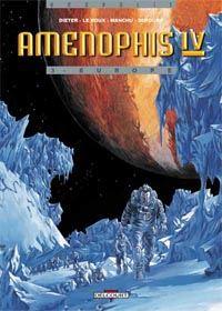 Aménophis IV : Europe [#3 - 2003]