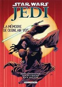Star Wars - Jedi : La Mémoire de Quinlan Vos #1 [2003]