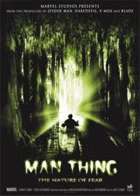 Homme-Chose : Man Thing [2007]