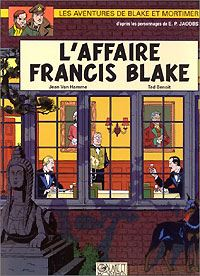 Les aventures de Blake et Mortimer : Blake et Mortimer : L'affaire Francis Blake #13 [1999]