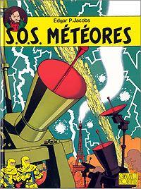 Les aventures de Blake et Mortimer : Blake et Mortimer : SOS météores #8 [1996]