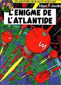 Les aventures de Blake et Mortimer : Blake et Mortimer : L'énigme de l'Atlantide [#7 - 1996]