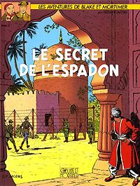 Les aventures de Blake et Mortimer : Blake et Mortimer : Le secret de l'Espadon - 2 [1996]