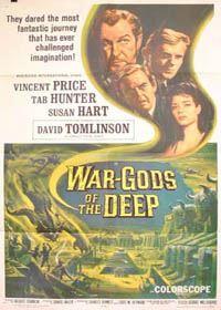 War Gods of the Deep [1965]
