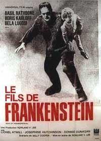 Le Fils de Frankenstein [1939]