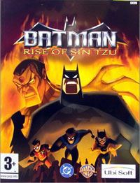 Batman Rise of Sin Tzu [2003]