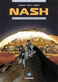 Nash : La Guerre des Rouges [#8 - 2004]