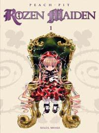 Rozen Maiden, tome 1