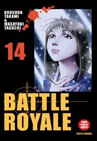 Battle Royale, tome 14