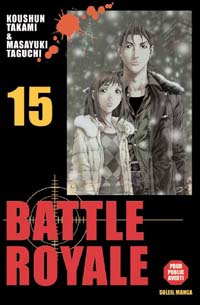 Battle Royale, tome 15