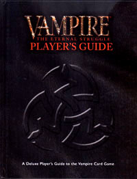 Monde des Ténèbres 1ère version : Vampire : La Mascarade : Vampire: the Eternal Struggle [1994]
