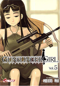 Gunslinger Girl #5 [2006]