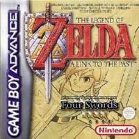 The Legend Of Zelda : A Link To Past - Four Swords [2003]