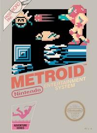 Metroid - WiiWare
