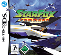 Star Fox Command : Star Fox DS - Console Virtuelle