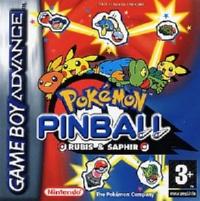Pokémon Pinball : Rubis & Saphir [2003]