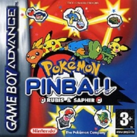 Pokémon Pinball : Rubis & Saphir -Console Virtuelle