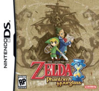 The Legend of Zelda : Phantom Hourglass [2007]