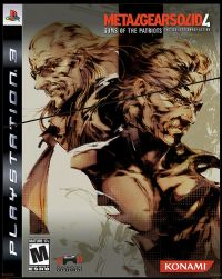 Metal Gear Solid 4 : Guns of the Patriots #4 [2008]