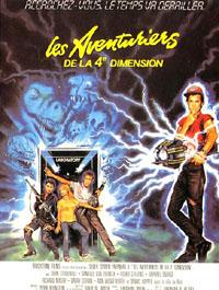 Les Aventuriers de la Quatrième Dimension [1986]