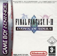 Final Fantasy I & II: Dawn of Souls [#1 - 2004]