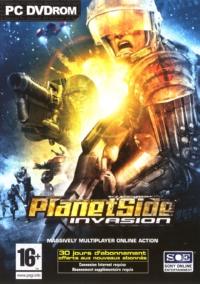 Planetside : Invasion - PC