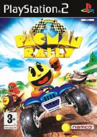 Pac-Man World Rally [2007]