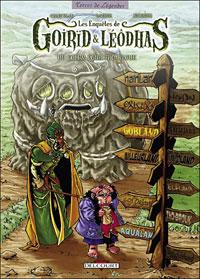 Enquêtes de Goirïd et Leôdhas : Un golem pour Tho-Brouk #2 [2006]
