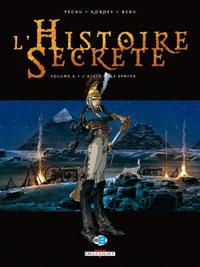 L'Histoire secrète Saison 1 : L'Aigle et le Sphinx [#6 - 2006]