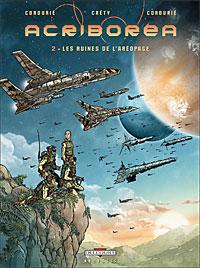 Acriboréa : Les Ruines de l'aéropage #2 [2006]
