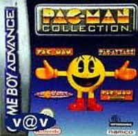 Pac-Man Collection - GBA