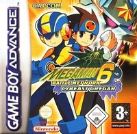 Mega Man battle network 6 : Cybeast Gregar [2006]