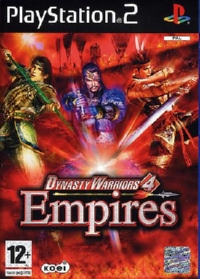 Dynasty Warriors 4 Empires [2004]