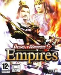 Dynasty Warriors 5 : Empires - PS2